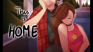 Gambar cover This is Home (Gravity Falls)