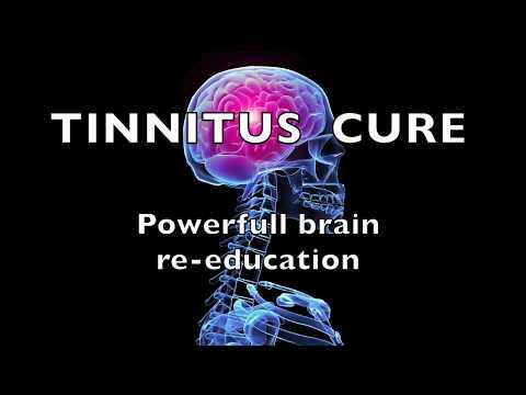 AMAZING BRAIN TINNITUS CURE - -- Re-Education Tones -- -