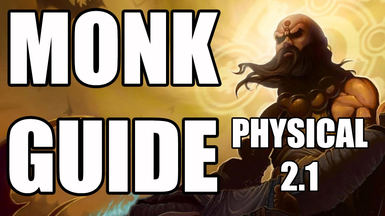 Download Diablo 3 - RoS PTR Physical Monk Build Guide