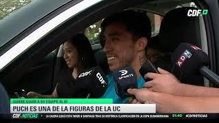 ¡Edson Puch enfrentará a Deportes Iquique en San Carlos!