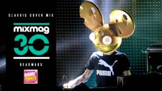 DEADMAU5 Classic Mixmag cover CD