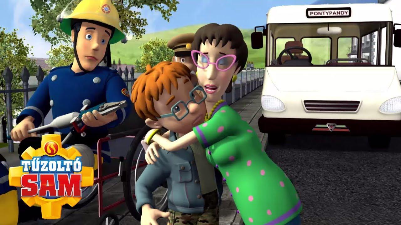Norman megmentése | Új epizódok | Tűzoltó Sam | Rajzfilmek gyerekeknek