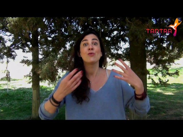 Taller de tantra: Sanación y Libertad - Testimonio Leire 2017