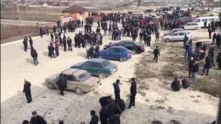 В селе Гурбуки Карабудахкентского района начался митинг против «увода» местной больницы