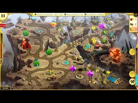 12 Labours of Hercules V: Kids of Hellas Level 2.10 Guid |
