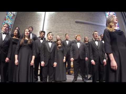 "Simpson College chamber choir | \""The Blue Bird\"" Charles Villier Stanford"