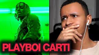Playboi Carti - Sky   GERMAN REACTION