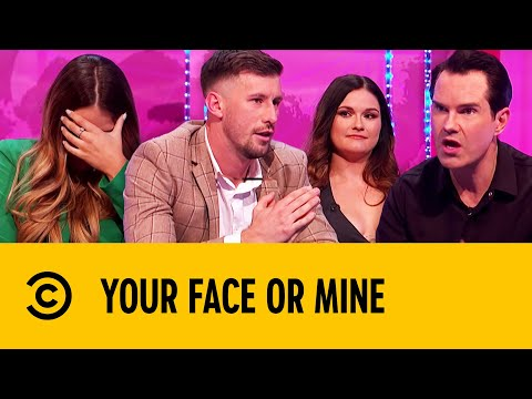 Wade Fumbles Choosing Between His Ex & His Girlfriend | Your Face Or Mine 6