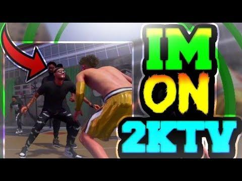 NBA 2K18 IM ON 2KTV WITH GEESICE