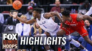 Seton Hall vs St. John's | Highlights | FOX COLLEGE HOOPS