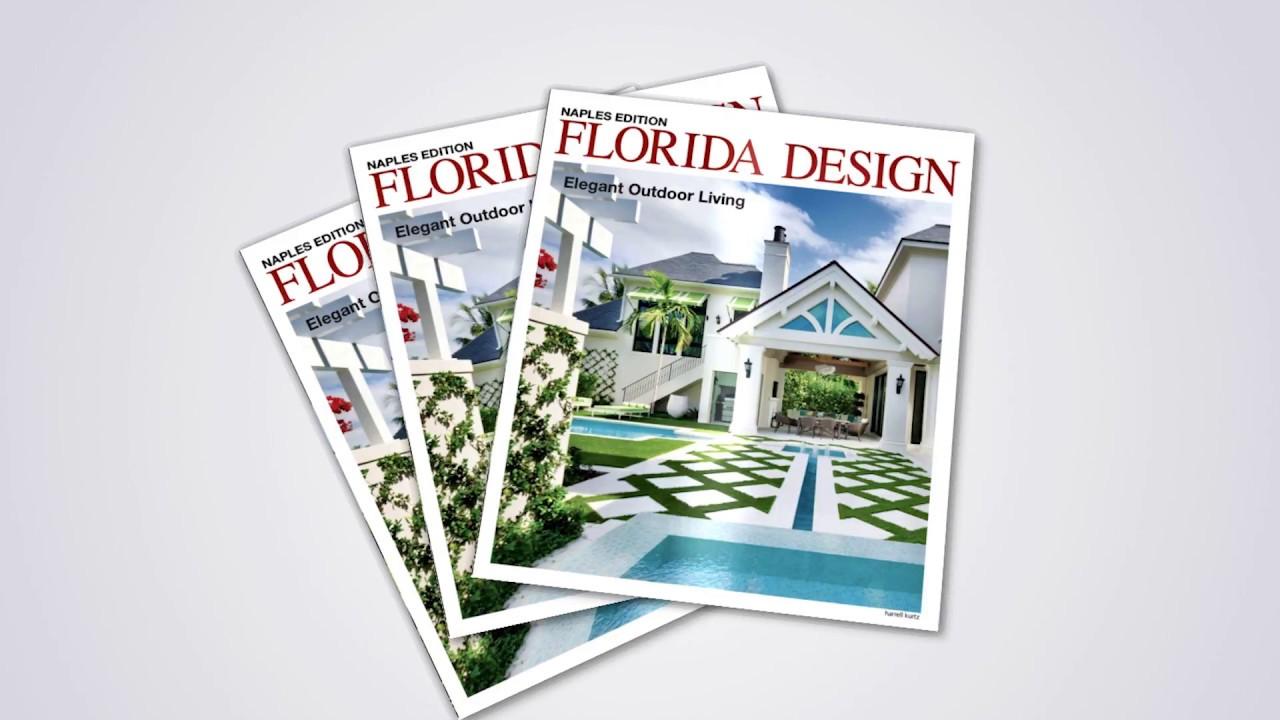 Florida Design magazine feat. 704 Hollybriar Lane | Calusa Bay ...