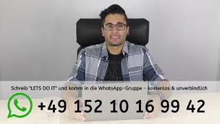 Porsche Cayman S TEIL 2 - WhatsApp Gruppe Werbung