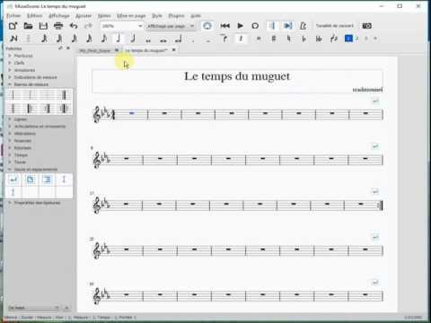 musescore gratuit en français