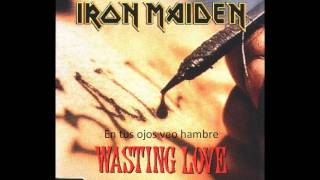 Iron Maiden - Wasting Love [Sub Español]