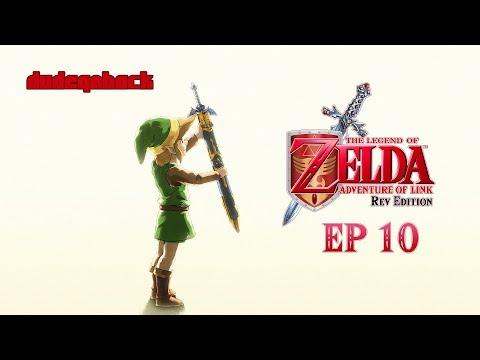 Don't 'Cross' Me! Let's 'Book' It | The Legend of Zelda 2: Adventure of Link [Rev Edition] - Ep 10