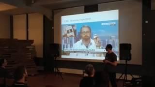 BITCOIN MEETUP | Hardwarová peněženka Trezor - Martin Šíp (31. 1. 2017)