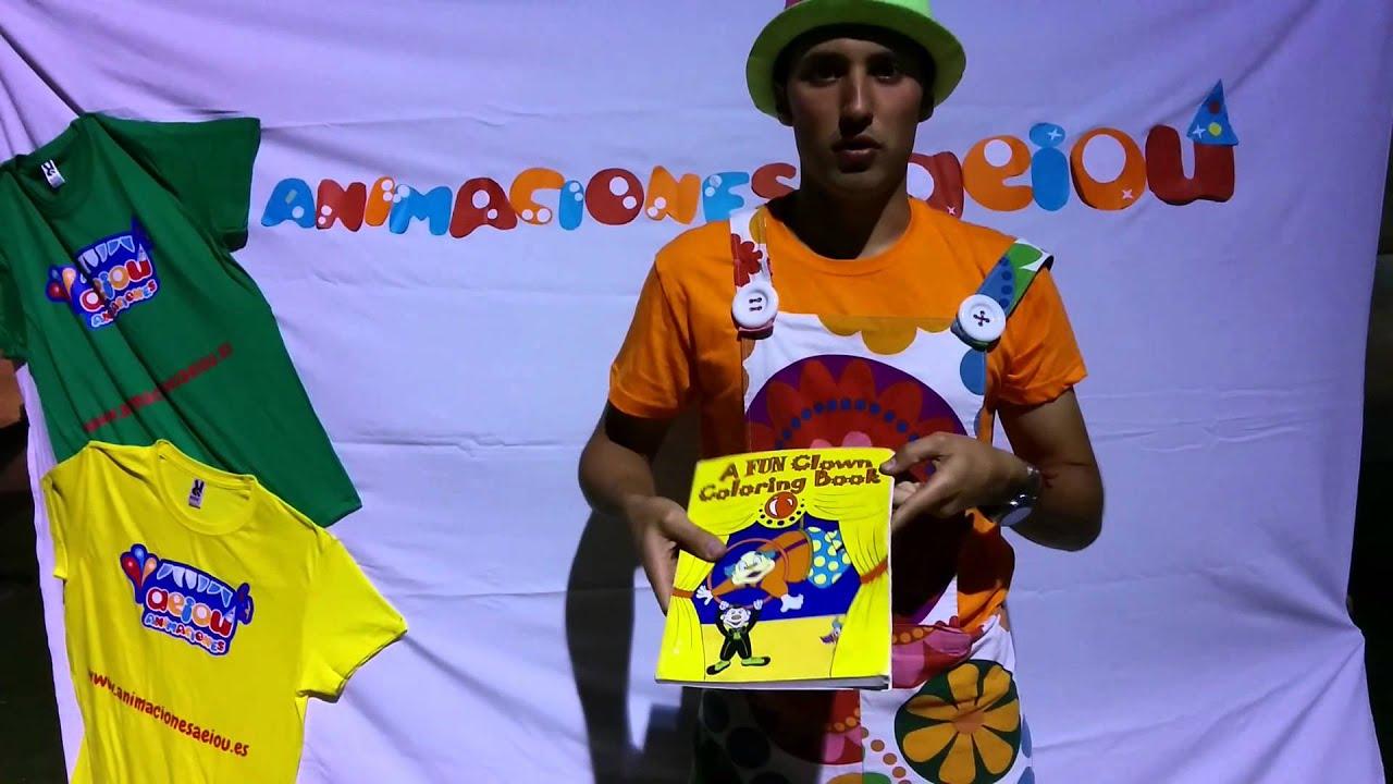 Colouring book o libro para colorear: truco de magia infantil, para ...