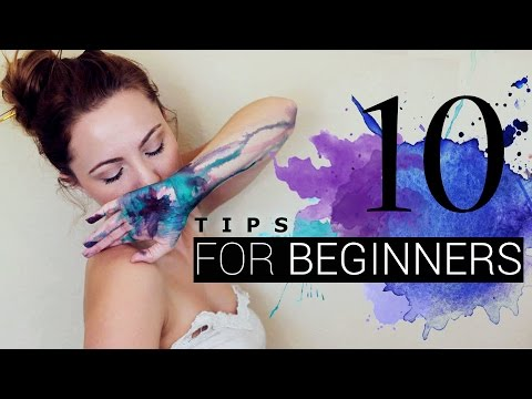 10 Acrylic Painting Tips for Beginners