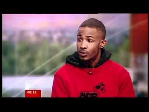 Youth worker Chris Preddie OBE BBC interview