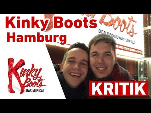 Kinky Boots, Hamburg (Drag Queens at its best!)