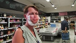 Would You Wear a Mask of Your Own Face? | Coronavirus News for June 25, 2020