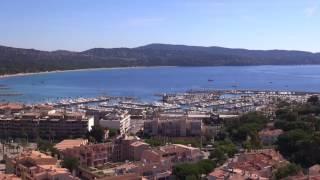 AERO VISIO - Philippe LEDUCQ - Drone - Camping de la Baie à Cavalaire sur Mer