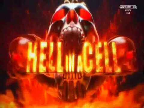 Hell In A Cell Skull Animation