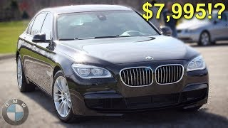 TOP 5 CHEAP BMW Cars That Make You Look Rich