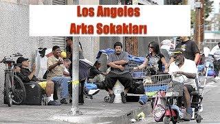 Los Angeles Arka Sokakları: Evsizler, Çeteler, Polisler