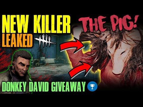 THE PIG! NEW KILLER LEAKED [#131] Dead by Daylight with HybridPanda