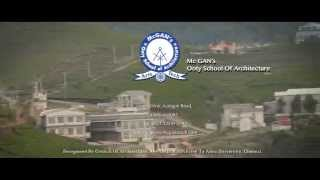 This Ad Was Made By N.Gowtham 2009 Batch Student of Mcgans Ooty School Of Architecture.