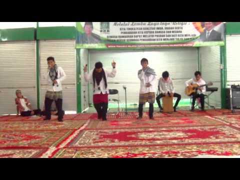 NSP (Nasyid Spirit of Pemoeda) - Ramadhan Datang (Tompi Cover)