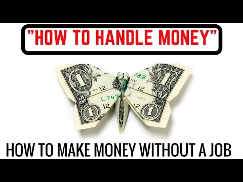How to Handle Money - Manage Your Money or Your Money will Manage You