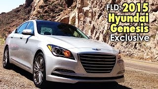 2015 Hyundai Genesis EXCLUSIVE Fast Lane Daily