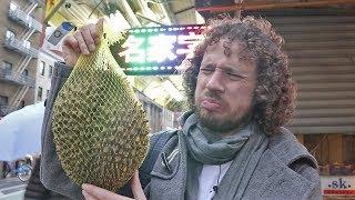 Probando la fruta que huele a BASURA! | Fruta más apestosa del mundo | Durian