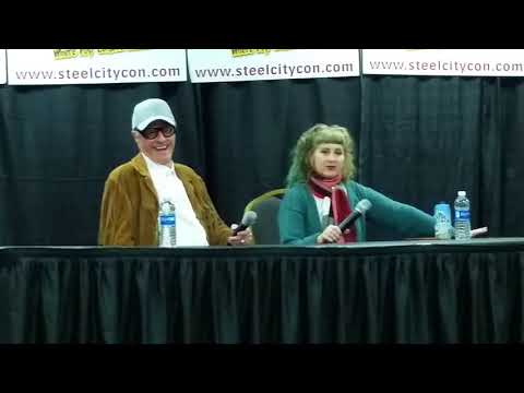 Steel City Con 2017 Harry Goaz and Kimmy Robertson Q&A part 3