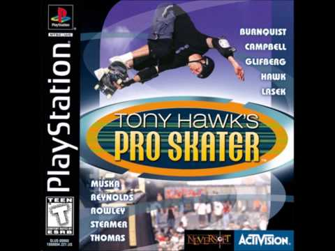Tony Hawk's Pro Skater 1 Full Album