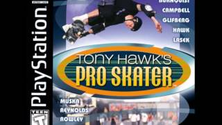 Tony Hawk's Pro Skater 1 Full Album
