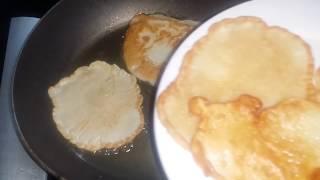 Cách làm bánh bột mỳ rán ngon tuyệt!