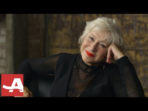Helen Mirren Discusses Career, Age and Breaking the Rules