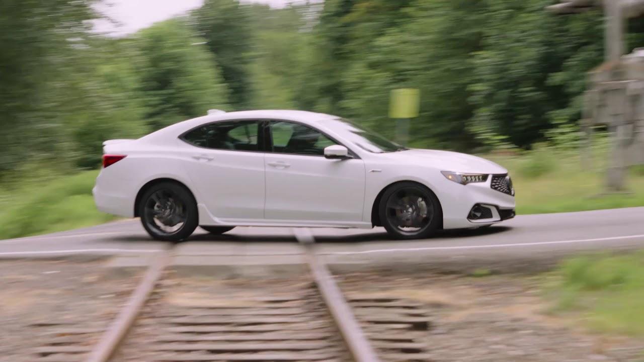 Acura TLX L ASpec Review AutoNation YouTube - 2018 acura tl body kit