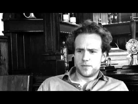 Rafe Spall on going to school with Scott Parker and his lovely wife, Elize du Toit...