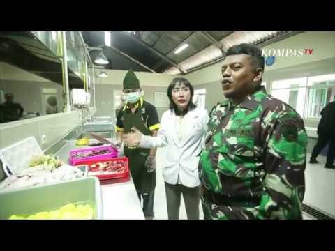 Benoe Cicipi Makanan TNI - Food Story (Bag. 2)