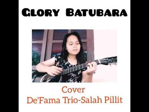 Cover Salah Pillit De'Fama Trio Dame Batubara