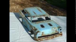 How To Rust An R/C Car