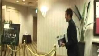 参加型推理イベント「ミステリーナイト」のオフィシャルビデオクリップ...