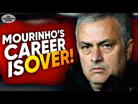 """""""Jose Mourinho's Career Is OVER"""" 