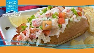 Lobster & Seafood BLT Sub
