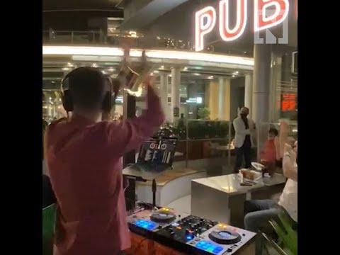 Downtown Dubai dancing to the beat of 2021