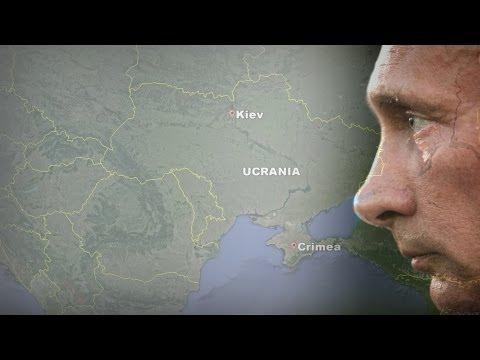 Conflicto en Ucrania: ¿Por qué Rusia está invadiendo Crimea? -- Exclusivo Online